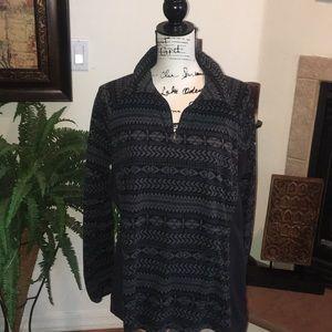 Columbia tribal sweater size xlarge